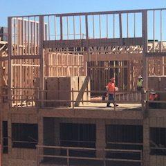 new apartment construction